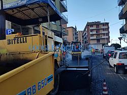 Carbone Asfalti | Stesura di asfalti