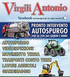 Autospurghi Virgili | Servizi