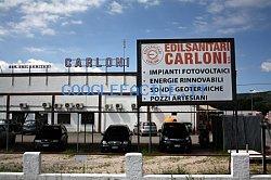 Carloni S.r.L. | Sanitari e tutto per l'edilizia