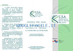 Centro Servizi Abruzzo | soc. coop. a r.l.