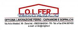 OLFER s.n.c.| Officina lavorazioni e strutture in ferro