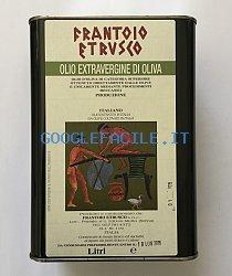 Frantoio Etrusco | Olio extra vergine di oliva