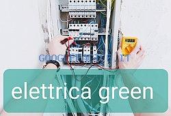 Impiantistica   Elettrica Green