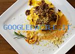 Osteria L'Artilafo | Menù toscano