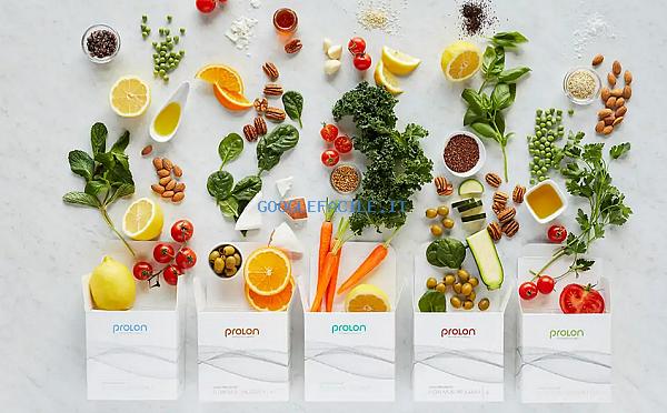 Prolon | Programma alimentare Dieta Mima Digiuno